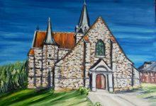 L'église de Massy