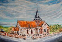 L'église de Fresles