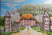 Osmoy : la ferme du Mesnil-aux-Moines